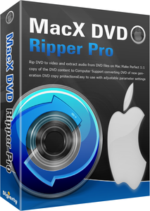 MacX DVD Ripper Pro 2017