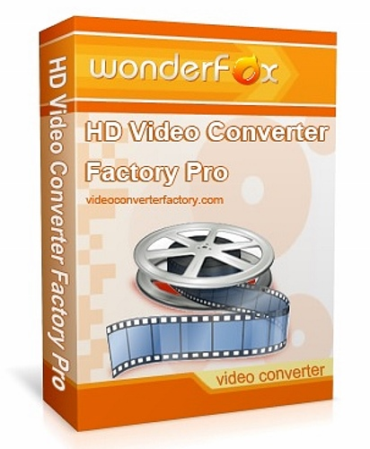 WonderFox HD Video Converter Factory Pro 2017