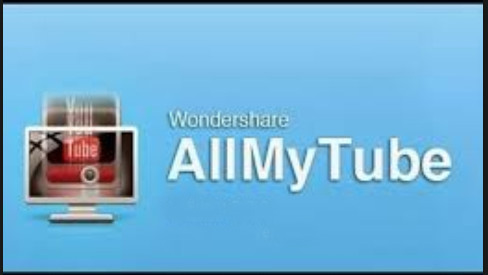Wondershare AllMyTube windows