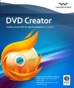 Wondershare DVD Creator 2017