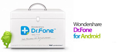 Wondershare Dr.Fone for Android 2017