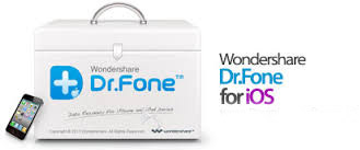 Wondershare Dr.Fone for iOS 2017