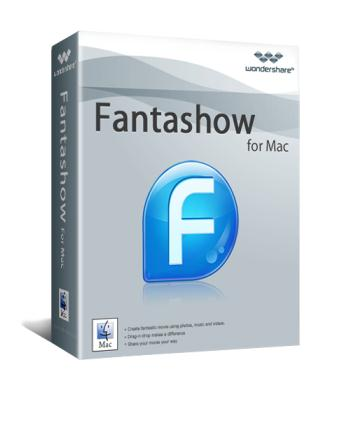 Wondershare Fantashow mac