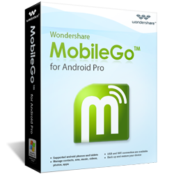 Wondershare MobileGo for Android Pro