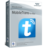 Wondershare MobileTrans for Mac 2017