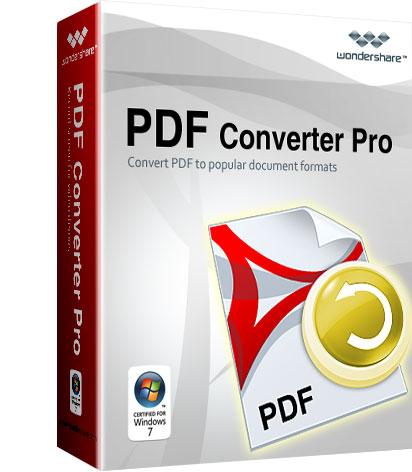 Wondershare PDF Converter Pro 2017