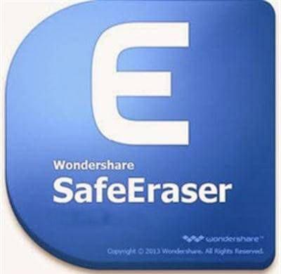 Wondershare SafeEraser mac 2017