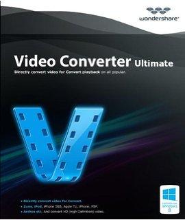 Wondershare Video Converter Ultimate 2017