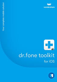 Wondershare Dr.Fone Toolkit for iOS latest