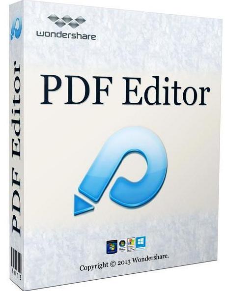 Wondershare PDF Editor Pro latest