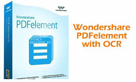 Wondershare PDFelement OCR 1