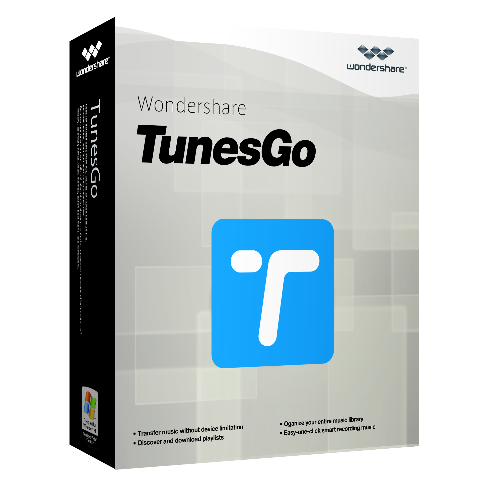 Wondershare TunesGo for iOS & Android